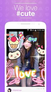 WePurikura - screenshot thumbnail