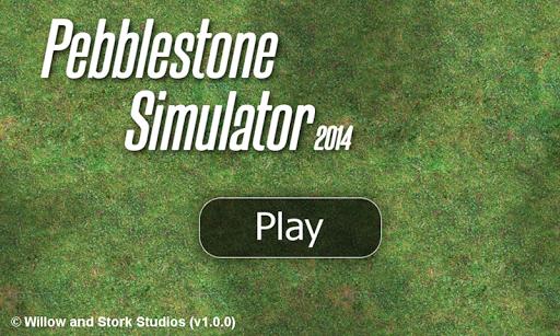 Pebblestone Simulator 2014