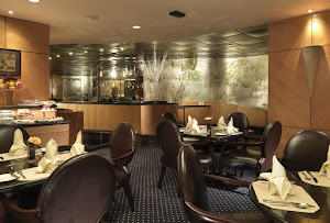 Lobby Lounge @ Sunway Putra Hotel - Malaysia Food