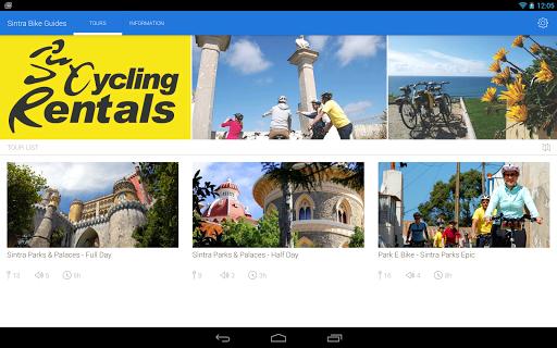 【免費旅遊App】Sintra Bike Guides-APP點子