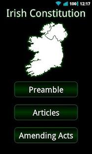 How to install Irish Constitution 2.1 mod apk for bluestacks