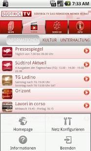 Südtirol TV- screenshot thumbnail