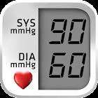 Low Blood Pressure Symptoms icon
