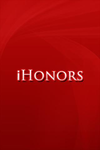 iHonors - screenshot