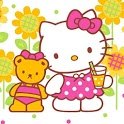 Hello Kitty Theme Paid icon