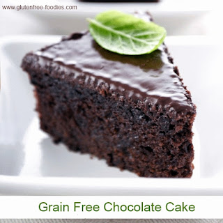 Grain Free Chocolate Cake