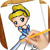 Learn To Draw Princess, Queens