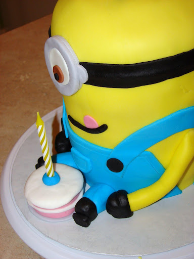 Minion Make Cake Free