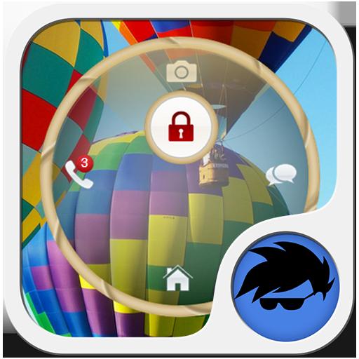 鎖定屏幕的三星Galaxy 個人化 App LOGO-APP試玩