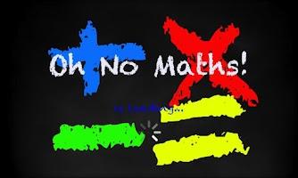 Screenshot of Oh No Maths!