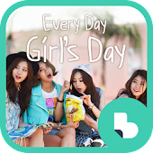 GIRL'S DAY Buzz Launcher Theme