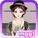Fashion Store Model Dress Up icon
