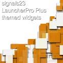 LauncherPro Plus s23 BLURPS logo
