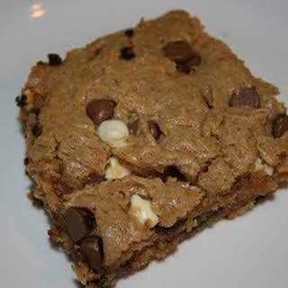 CrockPot Peanut Butter Brownies.