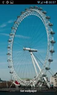 London Eye Live Wallpaper HD- screenshot thumbnail