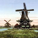 Old Windmill Live Wallpaper icon