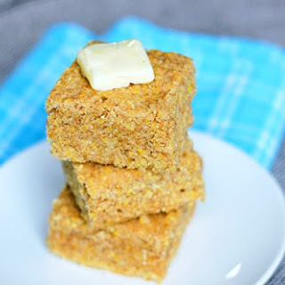 Totally Addictive Healthy Cornbread