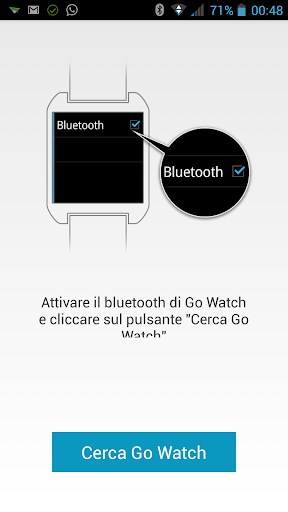 GoWatch Sync