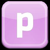 Purple Light Keyboard Skin