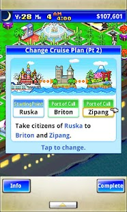 World Cruise Story Screenshot 7