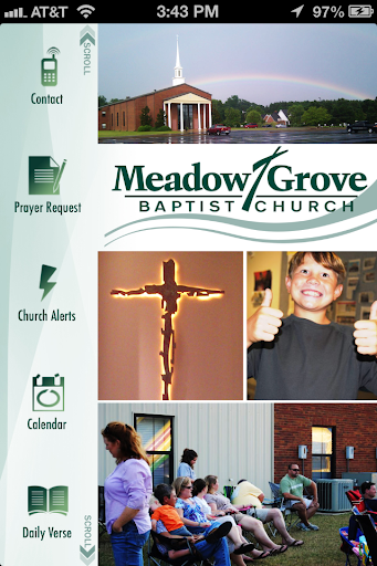 Meadow Grove Baptist Church