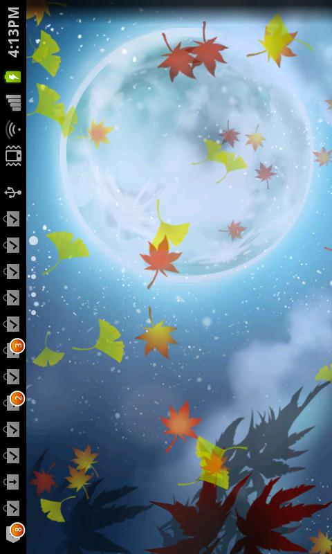 Autumn tint Live Wallpaper- screenshot