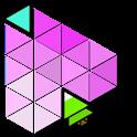 Parallax Tri Live 3D Wallpaper icon