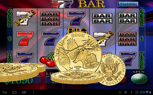 Slot machine bar galline