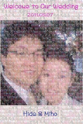 i Photo Mosaic- screenshot