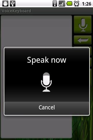 VoiceInput4Windows Trial - screenshot