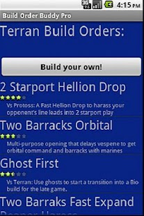 Build Order Buddy Pro- screenshot thumbnail
