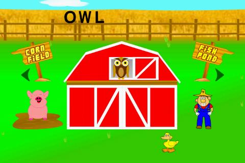 Farm Animal Barnyard Adventure