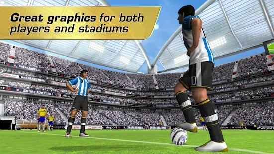 Real Soccer 2012 Screenshot 3