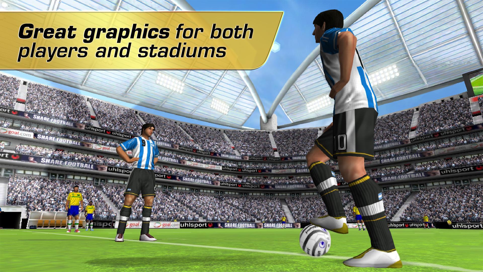 Real Soccer 2012 screenshot #3