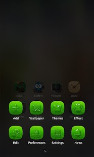 Elves GO Launcher Theme - screenshot thumbnail
