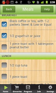 3 Day Diet- screenshot thumbnail