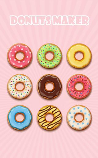 玩休閒App|甜甜圈機遊戲免費|APP試玩