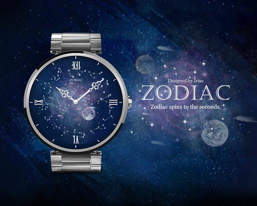 Zodiac watchface by Irine