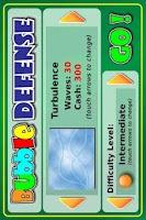 Screenshot of Bubble Defense Free
