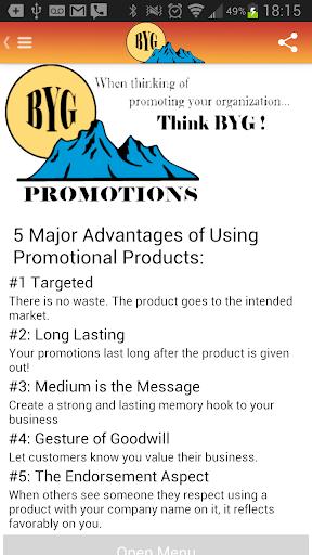 BYG Promotions
