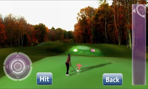 Golf nearest the pin Lite - screenshot thumbnail