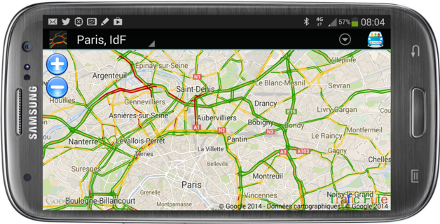 Smart Traffic - screenshot