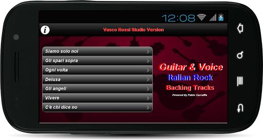GUITAR VOICE Italian Rock