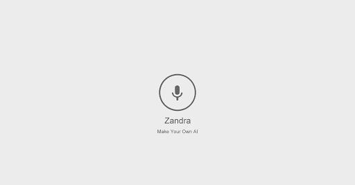 Zandra - Make Your Jarvis