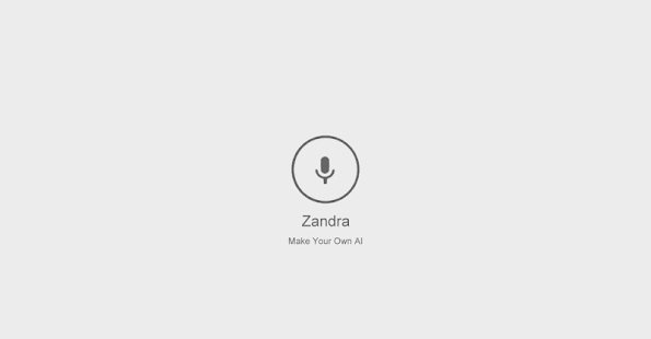 Zandra - Make Your Jarvis - screenshot thumbnail