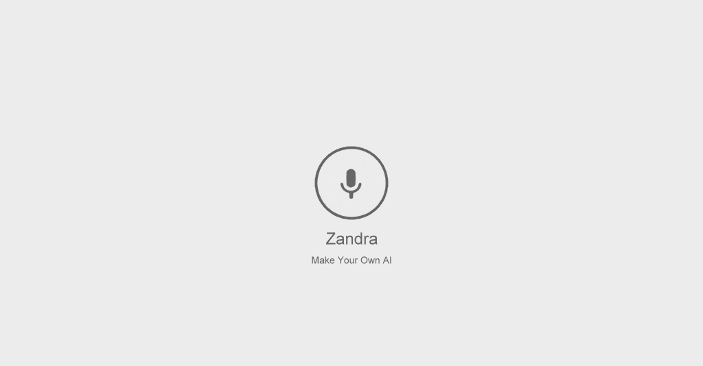 Zandra - Make Your Jarvis - screenshot