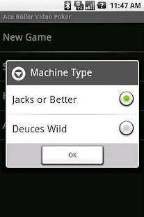 Ace Roller Video Poker- screenshot thumbnail