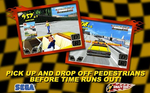 Crazy Taxi Classic Screenshot 13