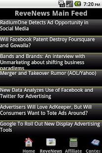 ReveNews- screenshot thumbnail