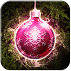 Pink Christmas Wallpapers icon